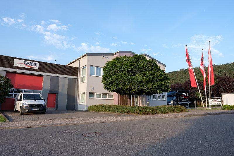 Sitz und Werk in Hann. Münden
