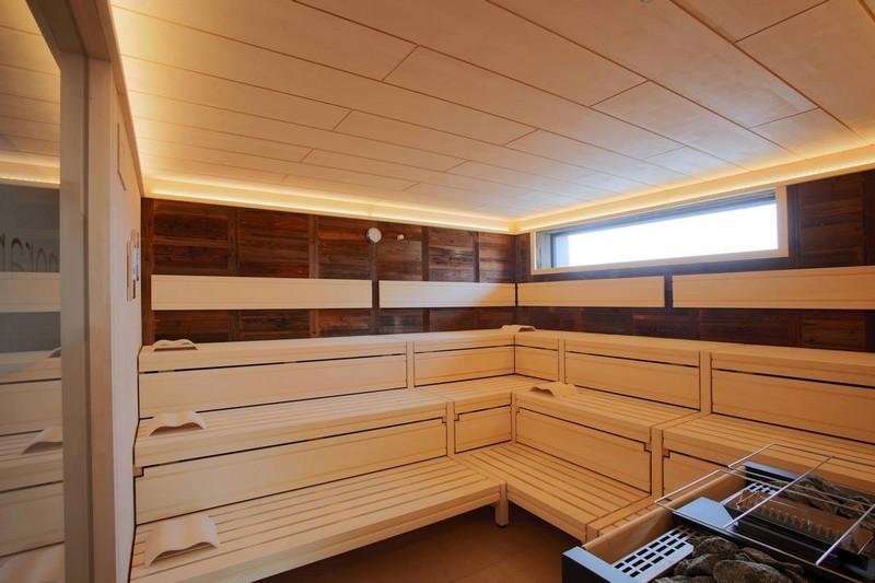 Sauna für Firmen