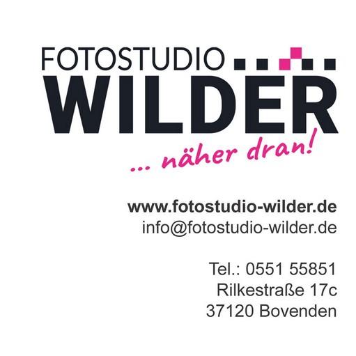 Fotostudio Wilder Visitenkarte