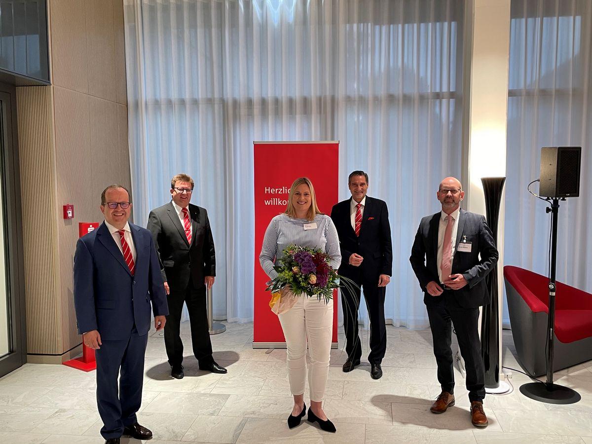 Wahl zur stellvertretenden Vorsitzenden des Beirates Sparkasse Göttingen kl